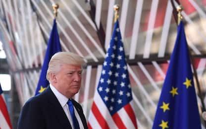 Media americani: Trump vuole sfilarsi da accordo su clima