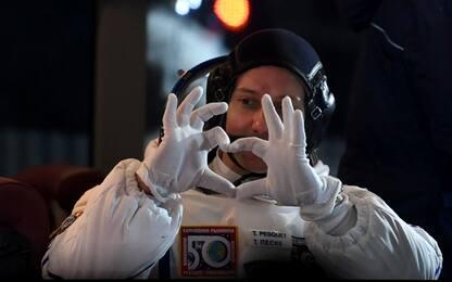 """""""Un nuovo sguardo sull'universo"""": le riflessioni di un astronauta"""