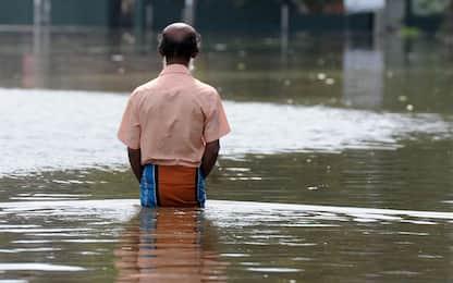 Sri Lanka piogge monsoniche