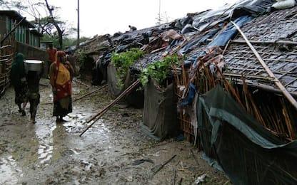 Bangladesh ciclone Mora