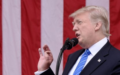 Usa verso uscita da accordi sul clima, stasera l'annuncio di Trump
