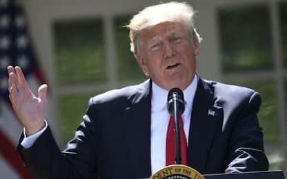 Trump ritira gli Usa dagli accordi di Parigi, critiche dai leader