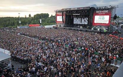 Germania, polizia dà il via libera: riparte il festival Rock Am Ring