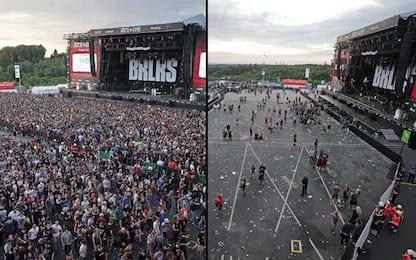 Germania, allerta terrorismo: 90mila persone evacuate da festival rock