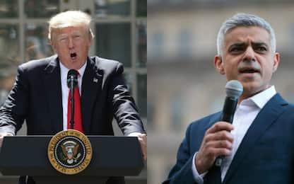 Attentato Londra, Trump attacca il sindaco Sadiq Khan