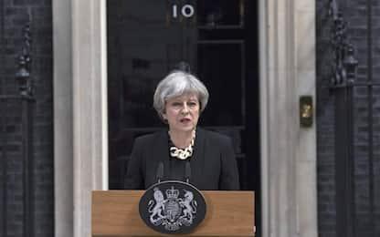 """Attentato Londra, May: """"Quando è troppo è troppo"""". E conferma elezioni"""