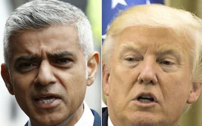 Londra, Khan chiede di annullare la visita di Trump in Gran Bretagna