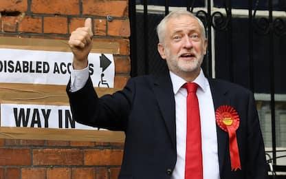 """Elezioni Regno Unito, Corbyn: """"Abbiamo cambiato la politica in meglio"""""""