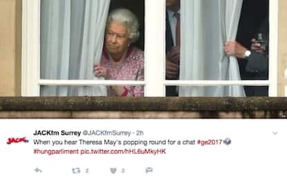 Elezioni Uk tra meme e gif: May e Corbyn nel mirino sui social
