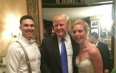 Trump_matrimonio_Instagram