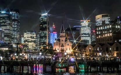 Il Vivid Sydney Light Festival