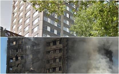 Cos'è la Grenfell Tower, il palazzo andato in fiamme a Londra