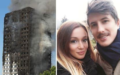 Incendio Londra, l'ultima telefonata di Gloria: grazie di tutto mamma
