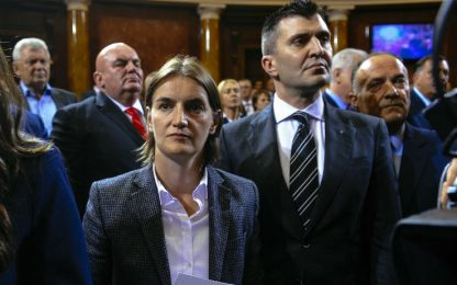 Svolta in Serbia: il nuovo premier è Ana Brnabic, donna e omosessuale