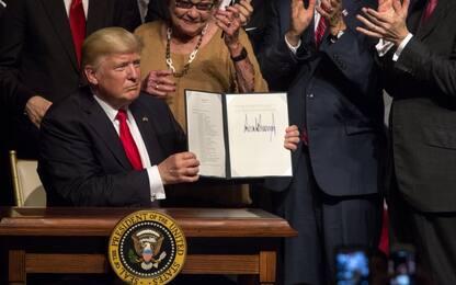 """Trump cancella l'accordo di Obama su Cuba: """"Ha arricchito il regime"""""""