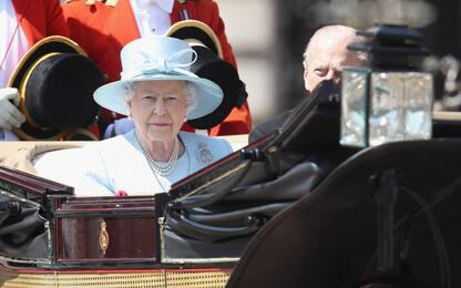 A Londra la parata per Elisabetta