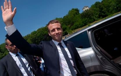 Francia, vittoria per Macron: ha la maggioranza assoluta dei seggi