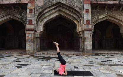 Yoga Day nel mondo. FOTO