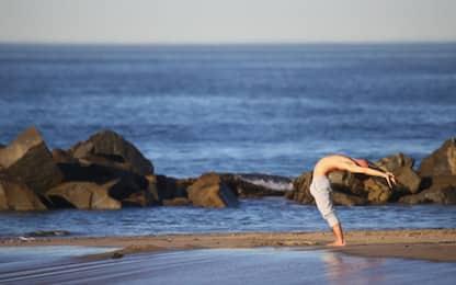 È lo Yoga Day nel mondo, toccasana per corpo e mente