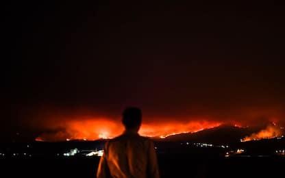 Portogallo, nuovo incendio vicino a Pedrogao Grande