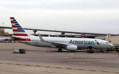 Coronavirus, America Airlines: 19 mila dipendenti in congedo