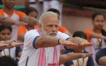 Instagram, premier indiano leader più seguito