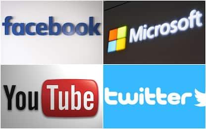 Facebook, Microsoft, Twitter e YouTube unite contro il terrorismo