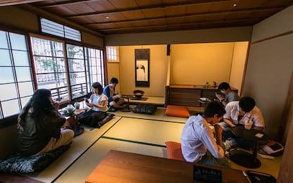 Kyoto, uno Starbucks stile tradizionale
