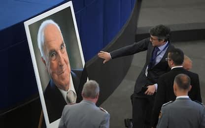 I funerali di Helmut Kohl