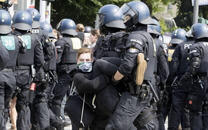 G20, scontri di Amburgo: rilasciati 13 dei 16 italiani fermati