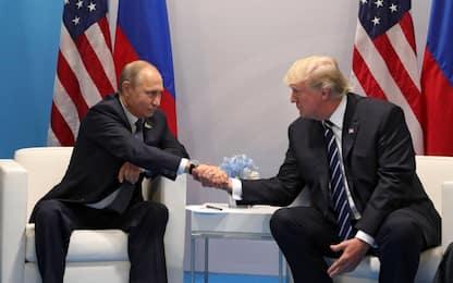 G20, incontro tra Trump e Putin: tregua parziale in Siria