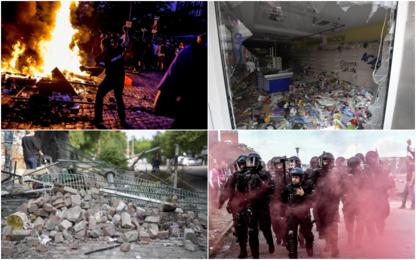 G20, Amburgo: scontri nella notte