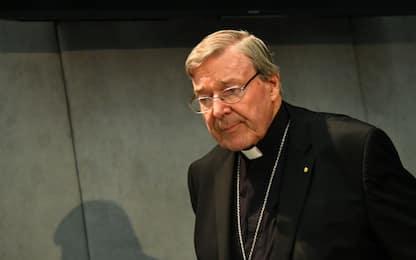Pedofilia, cardinale Pell è tornato in Australia per difendersi