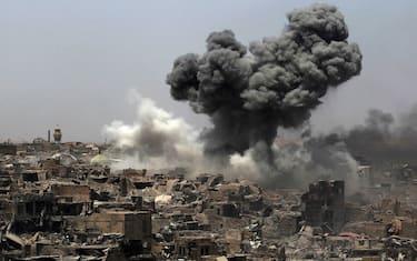 GettyImages_Battaglia_Mosul