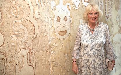 70 anni Camilla