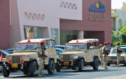 Egitto, attacco in un resort: uccise due turiste tedesche, 4 feriti