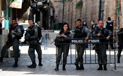 Gerusalemme, riapre la Spianata delle Moschee: allerta elevata