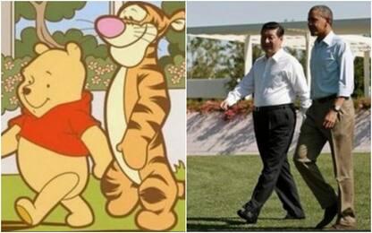 """""""La Cina censura online Winnie the Pooh: prende in giro il presidente"""""""