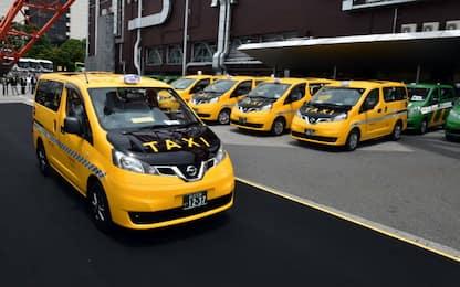 Taxi: da Tokyo a Milano, ecco dove costa di più