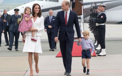 William e Kate, il terzo royal baby nascerà ad aprile