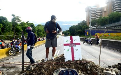 In Venezuela sciopero generale