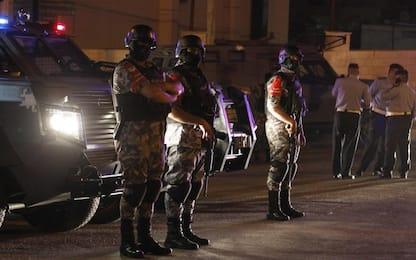 Amman, sparatoria all'ambasciata di Israele: due morti e un ferito