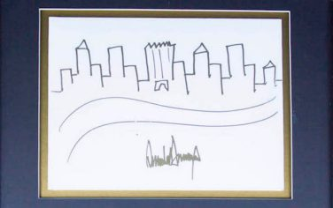 Disegno_Donald_Trump_Nate_D_Sanders_Auctions