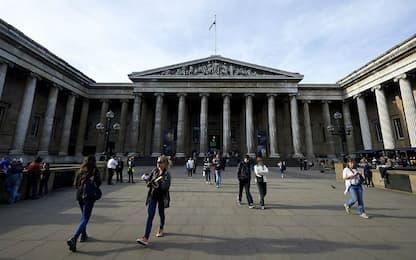 Il British Museum ha perso un anello con diamante da 800mila euro