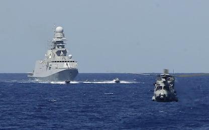 Missione Italia in Libia: saranno impiegate navi di Mare sicuro