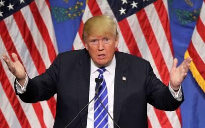 """Trump punta i media: """"Siete stati disonesti dopo Charlottesville"""""""