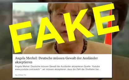Germania, gli articoli più condivisi su Angela Merkel sono falsi