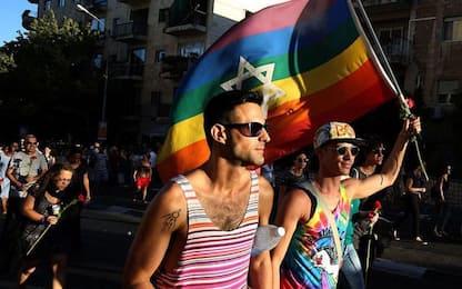Gay Pride Parade, alta tensione a Gerusalemme