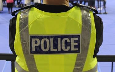 police-polizia-glasgow-getty