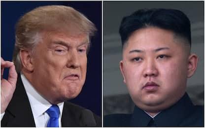 """Nuovo attacco di Trump contro Kim Jong-Un: """"E' un piccolo pazzo"""""""